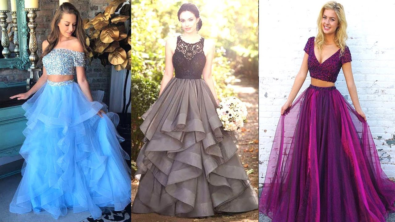 Designer Party Wear Evening Gowns