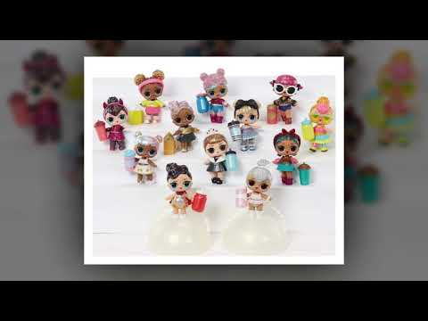 L O L  Surprise! Glam Glitter Series Doll with 7 Surprises