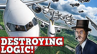 Destroying Video Game Logic Made me a BILLIONAIRE - TRANSPORT TYCOON IS A PERFECTLY BALANCED GAME
