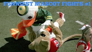 MASCOT FIGHT COMPILATION #1!