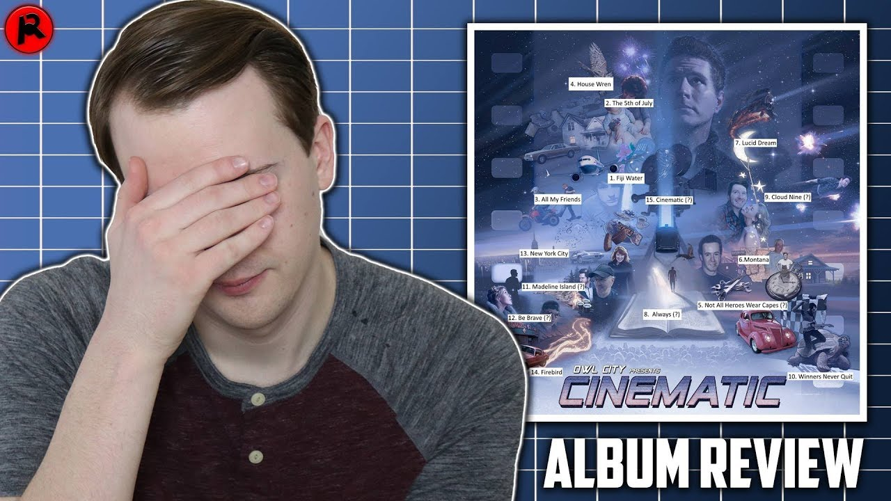 Owl City - Cinematic | Album Review