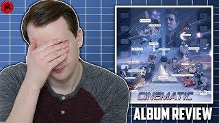 owl city cinematic album review