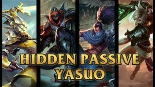 Yasuo Special Interactions With Riven,Master Yi And The Ninja Champions