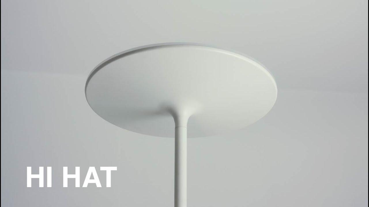 Lámparas de pie de la familia Hi Hat - iMdi iluminación.