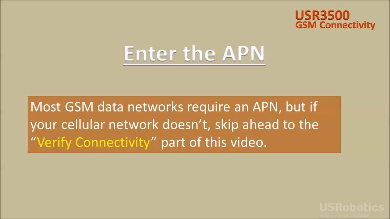 USR :: USR3500 M2M 3G Cellular Modem