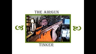 The Airgun Tinker EP120 A Rare Oddball