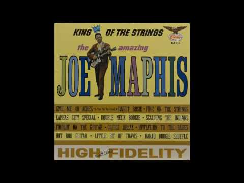 Joe Maphis - Hot Rod Guitar