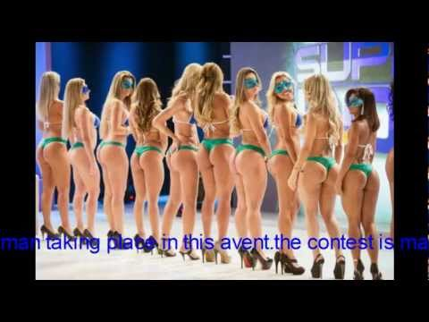 Miss Bumbum.Brazils Best booty Contest