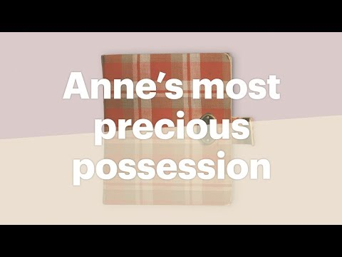 The diary | Anne Frank House | Explained