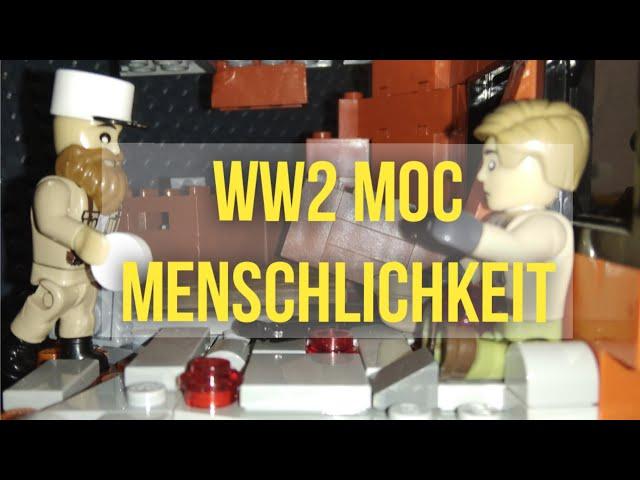 Cobi/Lego WW2 Moc - Menschlichkeit [German]