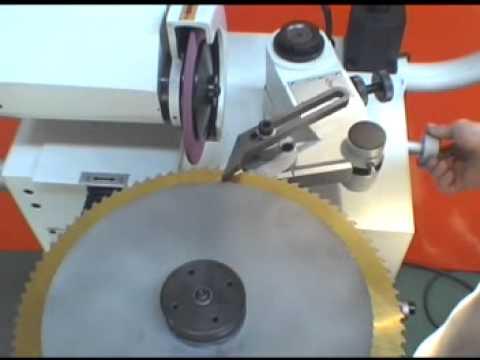 Circular Saw Blade Sharpener Youtube