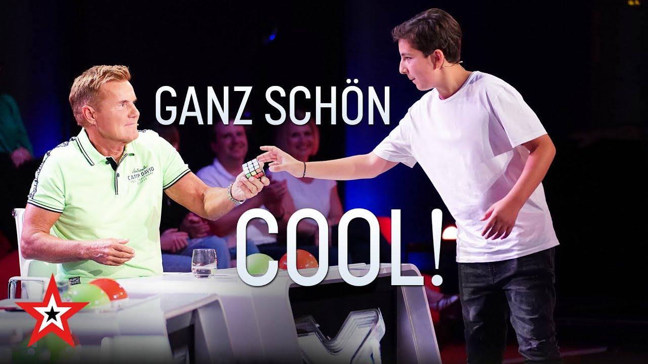 Download Ganz schön cool! Luan begeistert mit seiner Zaubershow | Das Supertalent vom 10.12.2020