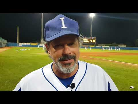Europeo Baseball U15: Intervista a coach Mario Mascitelli dopo Italia-Russia