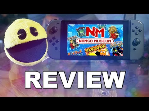 Namco Museum Nintendo Switch Review