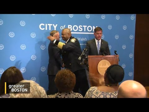 William Gross Appointed Boston's First Ever African-American Police Commissioner