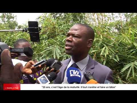 Pour lui, « le Togo est un laboratoire en matière de constitution »