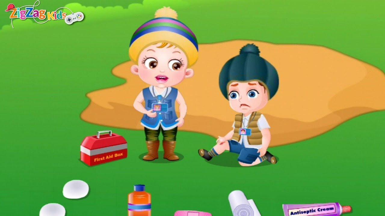 Baby Hazel Summer Camp - Game 2 Play Online