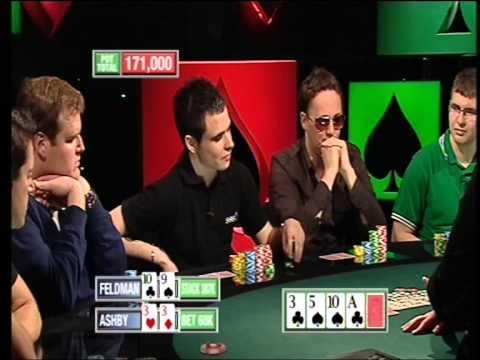 UK open Poker 2007 Finals
