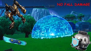 NEW SHIELD BUBBLE GLITCH & TRICK ON FORTNITE