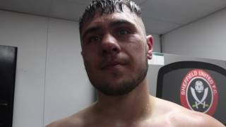 'I WASN'T GOOD ENOUGH' - DAVE ALLEN REACTS TO A DEVASTATING COMMONWEALTH DEFEAT TO LENROY THOMAS