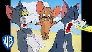 Том и Джерри Тому достаётся по полной 💥 WB Kids