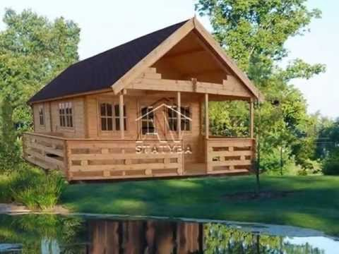 Log Cabins For Sale Made In Europe Prefabricated Houses
