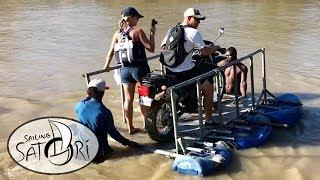 Crazy River Crossing! (Sailing Satori) S2:E18