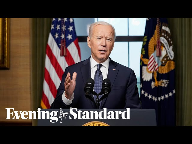 Joe Biden to withdraw US troops from Afghanistan: 'It is time to end America's longest war'