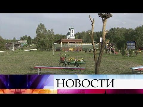 Во Владимирской области выбирают самую красивую деревню.