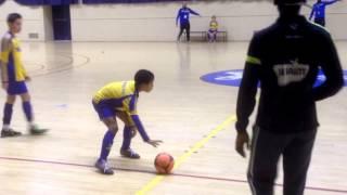 Finale du tournoi en salle U11 - 21/02/2015