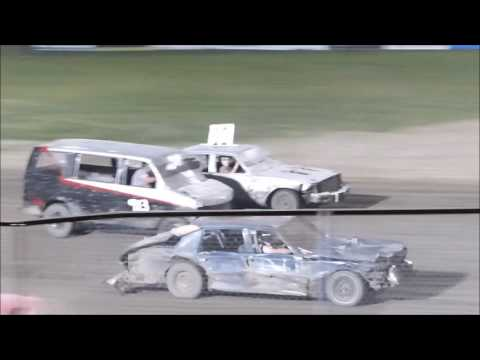 Grand Rapids Speedway Enduro- 3rd Segment-Fair-8-19-2016