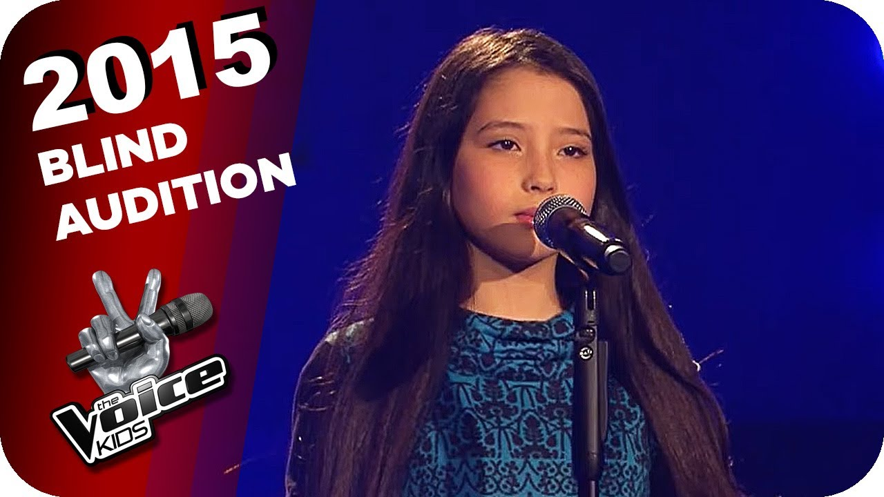 Kate Bush - Wuthering Heights (Alina) | The Voice Kids 2015 | Blind Auditions | SAT.1