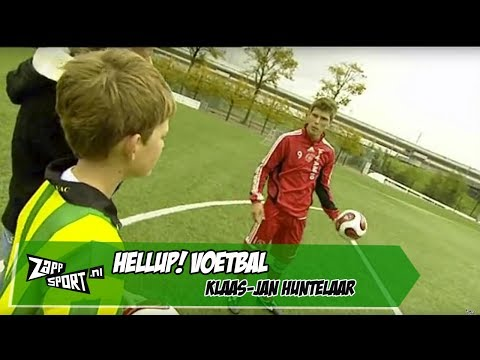 Hellup! met: Klaas Jan Huntelaar