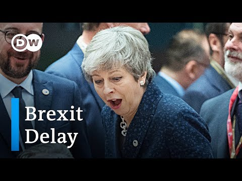 Will a Brexit delay help May get a deal passed? | DW News