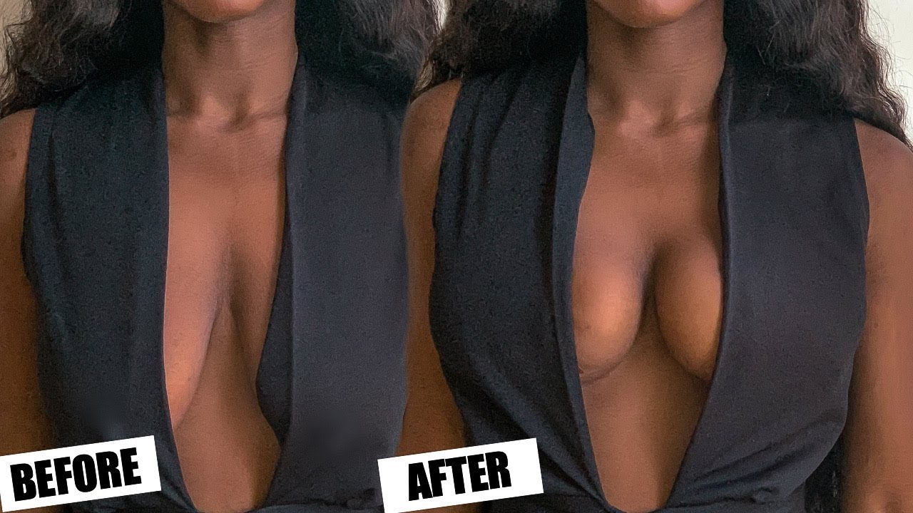 Download Boob Hack? How To Tape Your Boobs For Different Clothing | Too Much Mouth