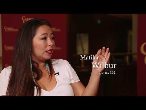 Current Conversations, Matika Wilbur, Episode #205