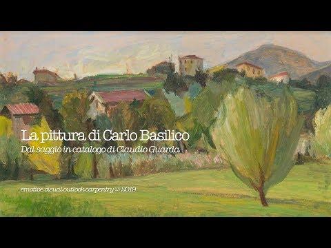 La pittura di Carlo Basilico