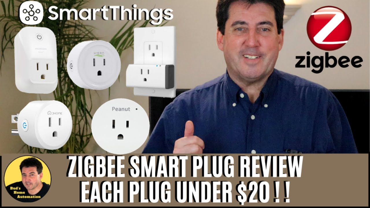 SmartThings Compatible ZigBee Plug Review