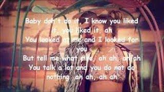 Jennifer Lopez, Bad Bunny    Te guste letra ⁄english lyrics -song