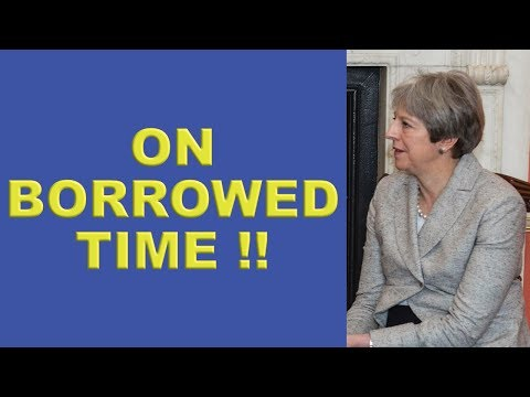 Brexit - MPs play, while Theresa's away!