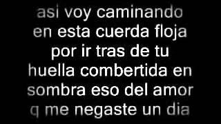 Por Amarte Así Cristian Castro letra
