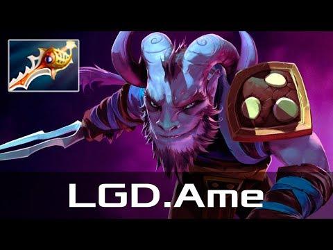 LGD.Ame — Riki, Offlane (Apr 15, 2018) | Dota 2 patch 7.13 gameplay