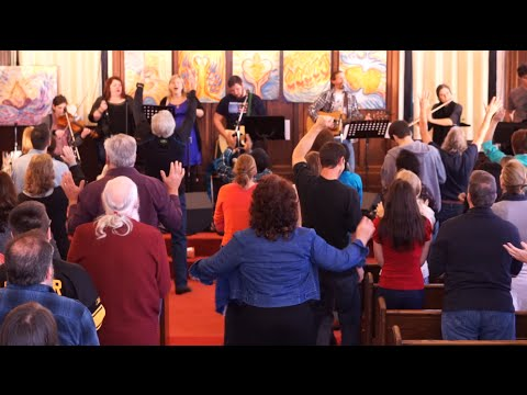 All-Consuming Fire - SonBurn and AJF Worship Team