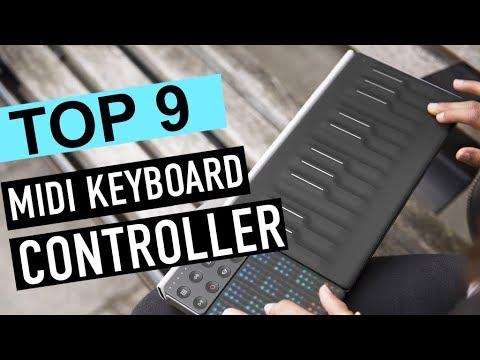 Best 9: Midi keyboard controller 2018