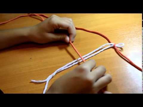 Как самой сделать браслет оберег