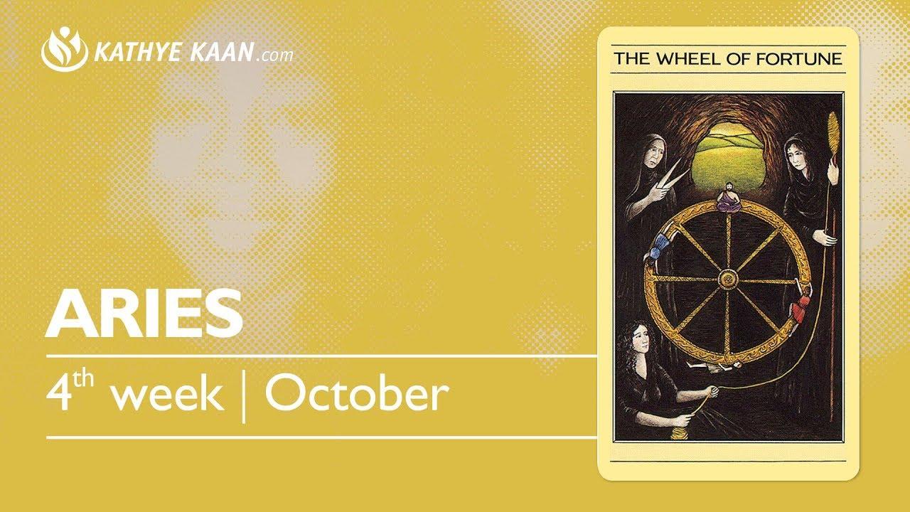 aries weekly horoscope 22 october