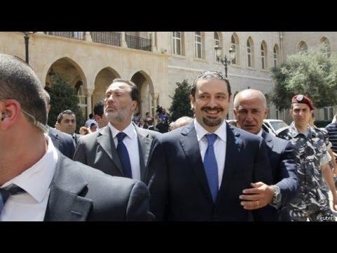 عودة رئيس الوزراء اللبناني سعد الحريري لبيروت بعد غياب دام ثلاثة أعوام - أخبار الآن