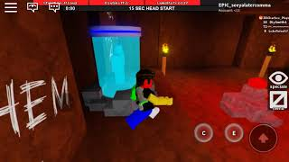 ROBLOX Flee The Facility NOT A NORMAL BEAST ROUND!
