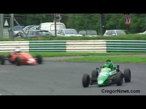Irish Formula Vee 2013 Round 8 Mondello Park