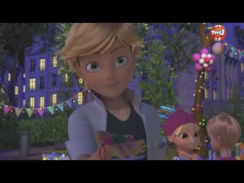 Miraculous Ladybug Season 2 Adrien gift